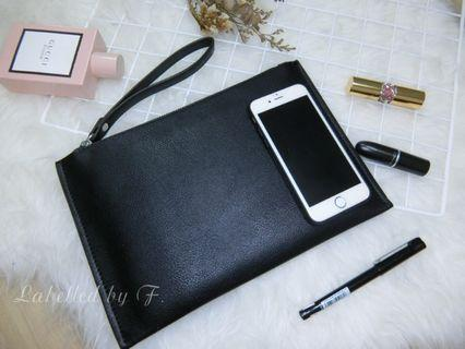 Leather Clutch *Very Good Quality *