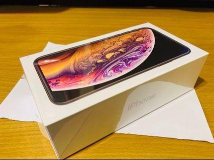 iphone xs 金色 256G