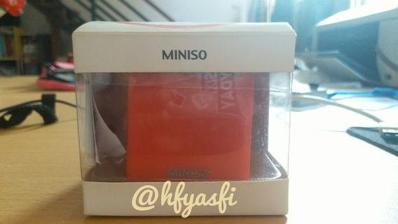 (Preloved) Miniso Wireless Speaker M20