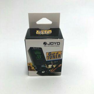 joyo clip on tuner