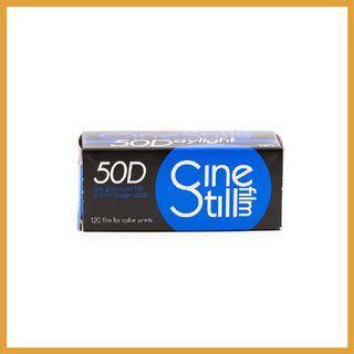 CineStill - 50D Daylight 50 ISO Fine Grain 120 中片幅彩色負片菲林