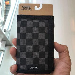 New VANS wallet