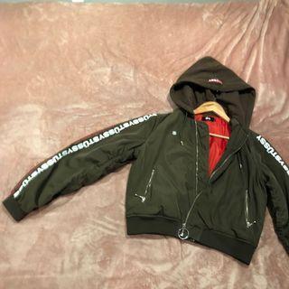 STUSSY jacket size 8