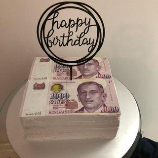 Money Money Cake! #01020