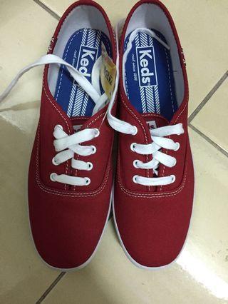🚚 全新 keds休閒鞋 尺寸23.5