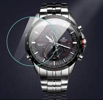 43mm soft plastic/ tempered glass watch face cover