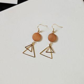 Cypre Geometry Earrings