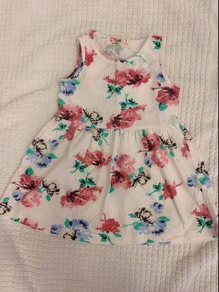 Baby girl Floral Dress - Moley