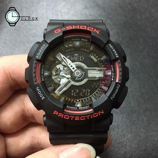 Casio G-Shock GA-110HR-1ADR