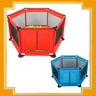 🔥Baby Kid Play Pen Safety Play Yard Hexagon🔥
