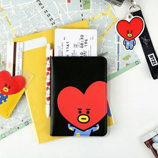 BT21 PASSPORT HOLDER