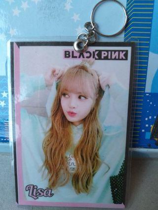 #mauthr Gantungan Tas - Lisa Black Pink