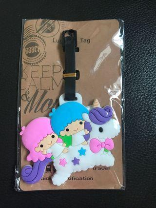 BN Little Twin Stars/ Unicorn Luggage Tag