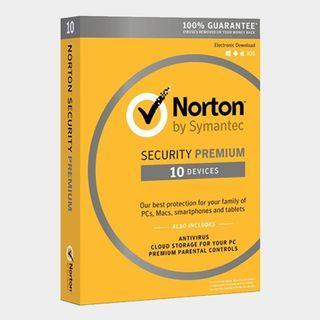 [3 Years] Norton Security Premium 2019