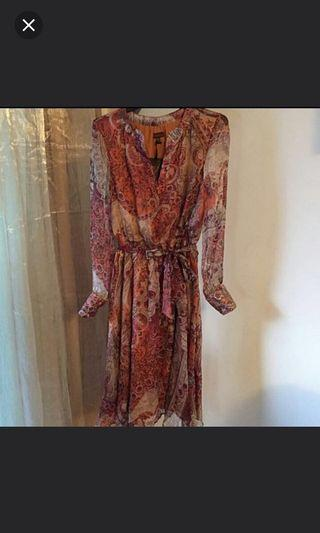 Raoul Bohemian Dress in Good Condition