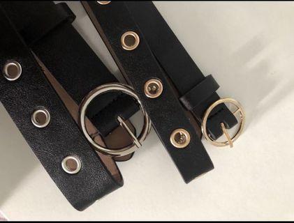 Retro ring belt instock!!