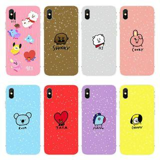 BT21 PHONE CASE