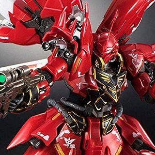 RG Gundam Base Limited 1/144 Sinanju (Metallic Gloss Injection)