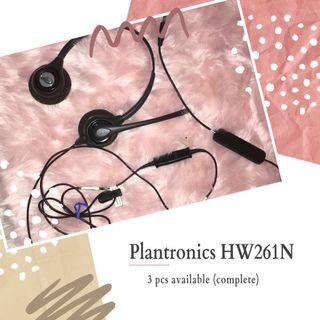 plantronics headset   Computer Parts & Accessories
