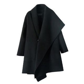 Black Winter Wear Jacket
