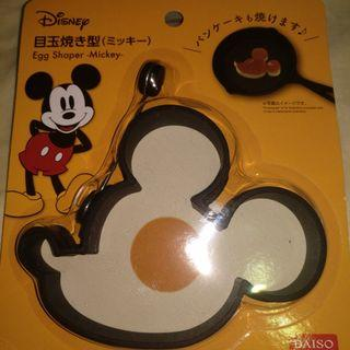 🚚 Mickey mouse egg shaper
