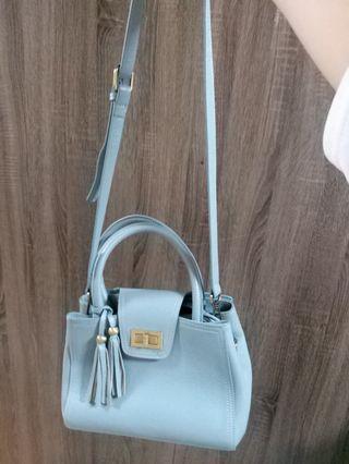 Korea Leather Bag 韓國真皮手袋