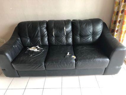Free Used 3-seater Sofa