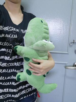(45cm) Crocodile Doll 鳄鱼娃娃