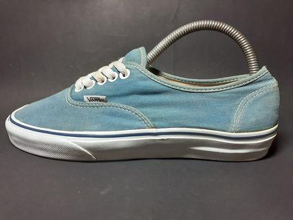 VANS AUTHENTIC BLUE || SIZE 40