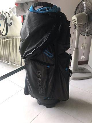 PGA Tour Golf Cart Lightweight Bag