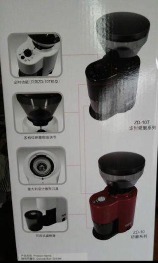 電動咖啡機, 只用過2-3次