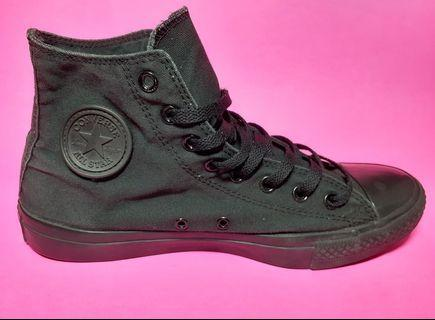 CONVERSE CT HIGH ALL BLACK || SIZE 43
