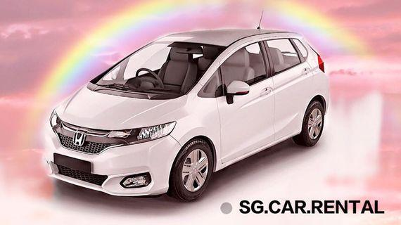Honda Fit Hibird is available Now