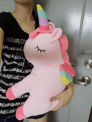 Unicorn Doll 独角兽娃娃(42cm)