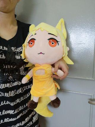 ( 36cm ) Doll 可爱狐狸尾娃娃