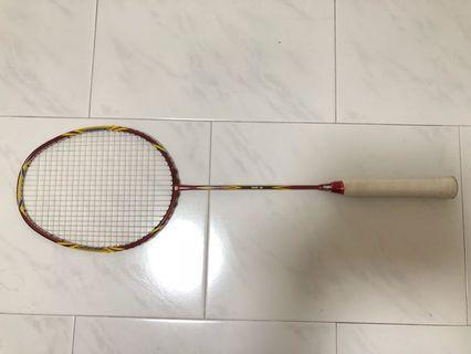 Badninton Racket: Apacs Razor 10