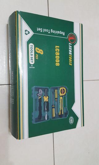 Repairing tool set / lechgtools / lc8008 #RayaHome