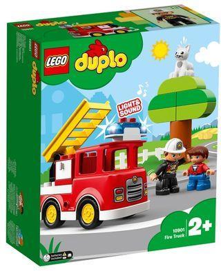 LEGO DUPLO 10901 Fire Truck 消防車 同系列 10902 10903 10591 10893 10874 10875 10873