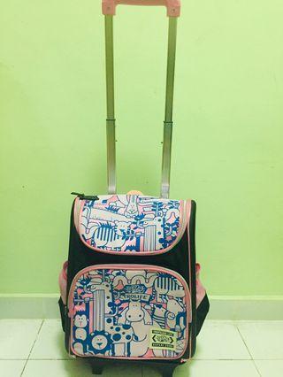 Tropicana Life DT-29 Trolley School Bag