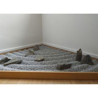 Granite chip stones