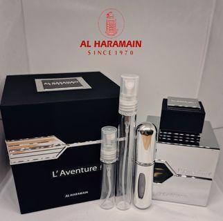 L'aventure by Al Haramain (Creed Aventus Clone)