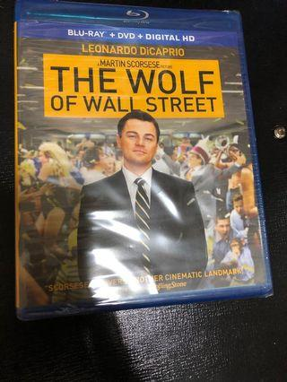 The wolf of Wall Street (Bluray/DVD)