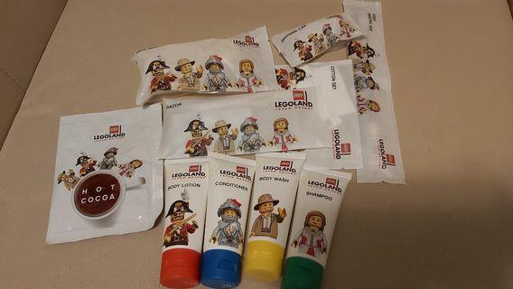 Lego kits A  日本 Legoland