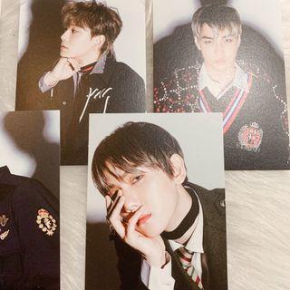 EXO DMUMT album official postcards