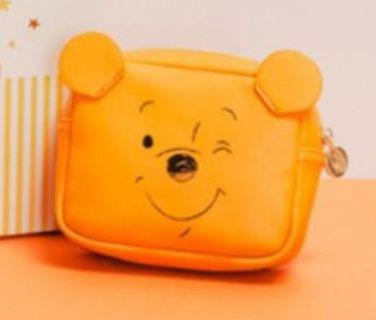 Grace Gift Pooh Makeup Pouch