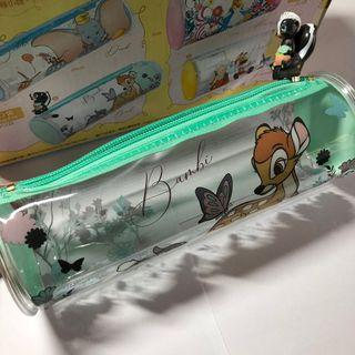 7-11 Bambi Pencil Case 小鹿斑比圓筒筆袋
