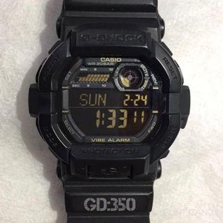 #mauthr G Shock [GD - 350] SALE!!