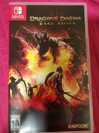 Dragon Dogma Switch