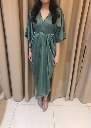 Daisy Kaftan Tunic Dress