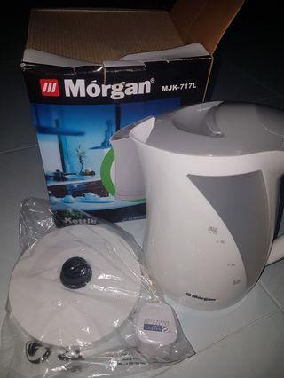 Electric Kettle Morgan 1.7liter